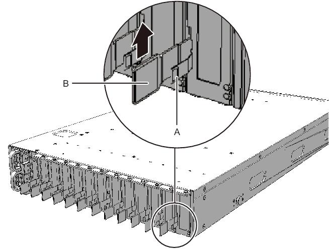 8 3 2 Removing a PCI Express Card Cassette : Fujitsu Global