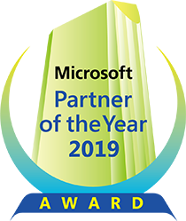 Microsoft Partner of the Year 2019